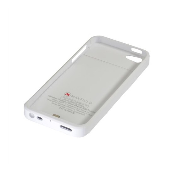 Maxfıeld Wıreless Chargıng Case İphone 5/5S-White