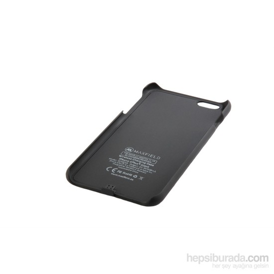 Maxfıeld Wıreless Chargıng Case İphone 6 Plus-Black