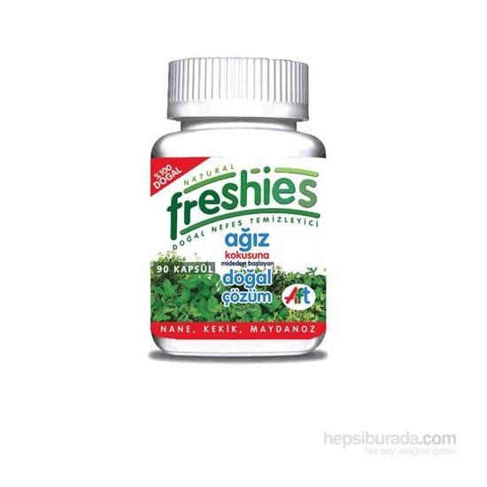 Freshies 90'lı Ağız Koku Giderici