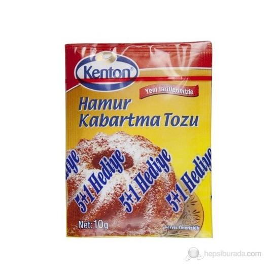 Kenton Kabartma Tozu 5+1'Li
