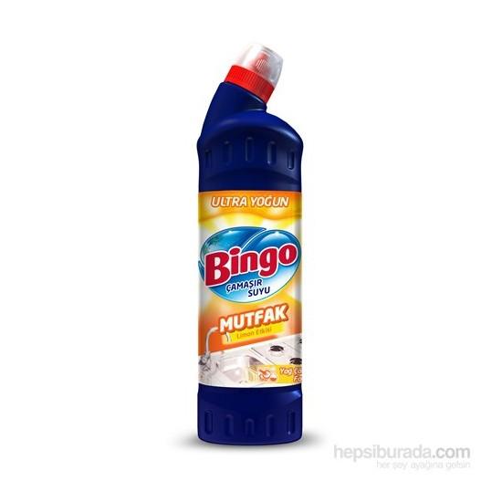 Bingo Ultra Çamaşır Suyu 750ml Mutfak