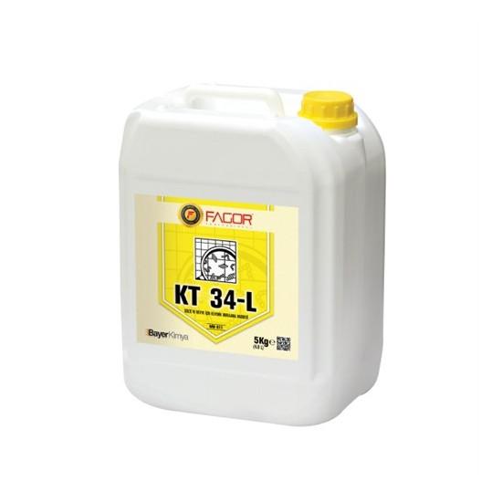 Bayerkimya Fagor Kt 34-L Sebze Ve Meyve İçin Hijyenik Durulama Maddesi 5 Kg