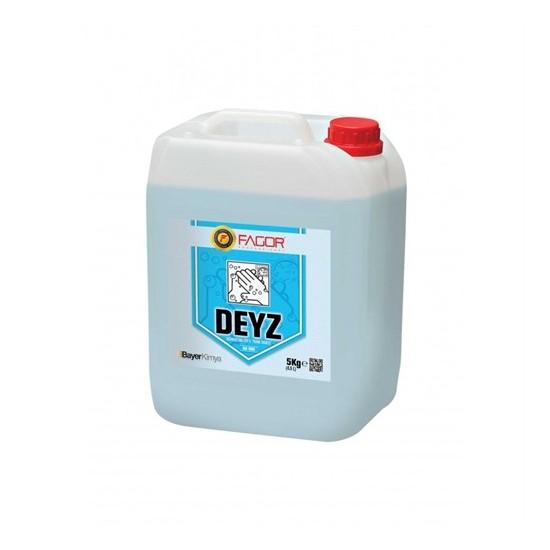 Bayerkimya Fagor Deyz Hijyenik Sıvı El Yıkama Maddesi 5 Kg