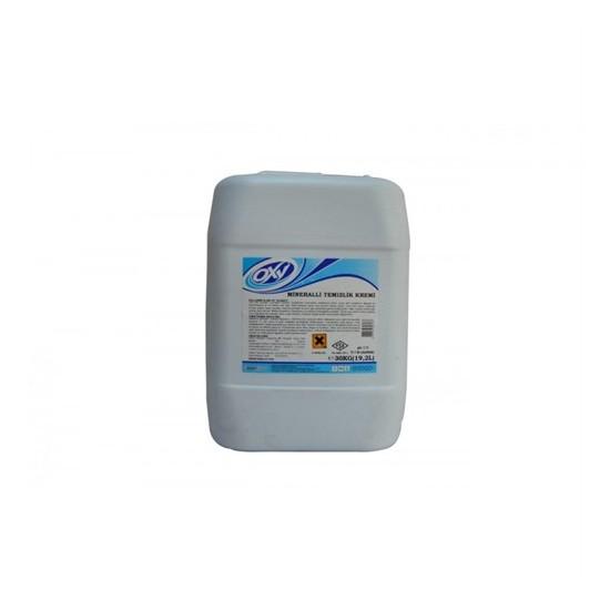 Bayerkimya Oxy Mineralli Temizlik Kremi Amonyaklı 30 Kg