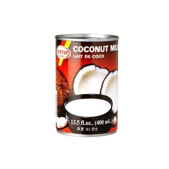 Teptip Hindistan Cevizi Sütü, 400 Ml