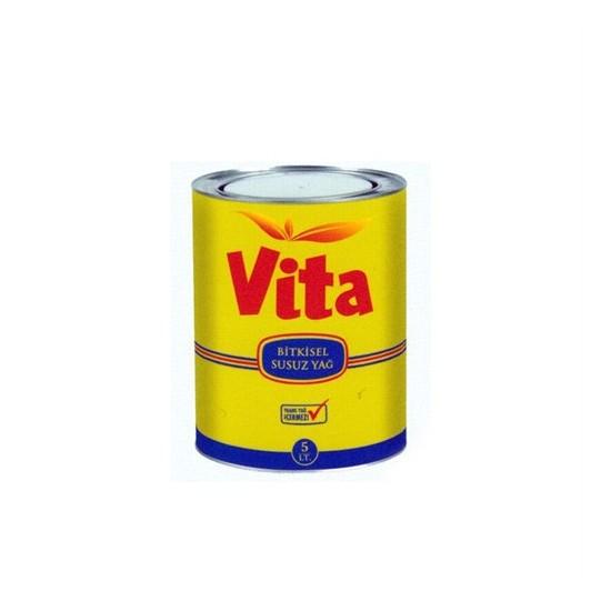 Vita Susuz Margarin 5 Litre Teneke Kutu