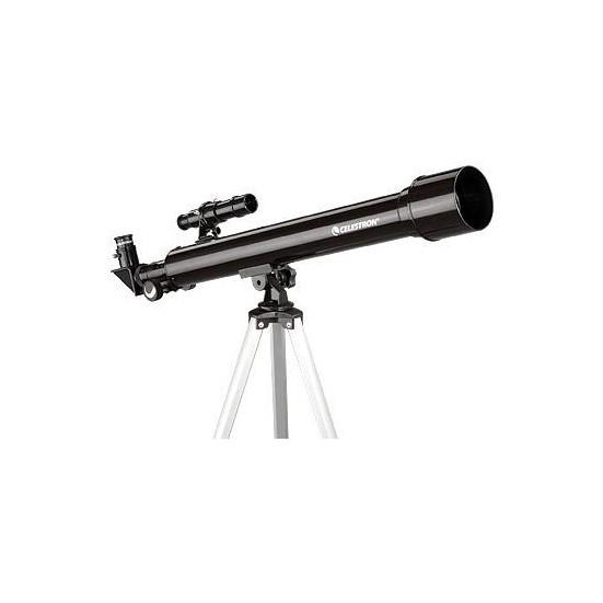 Celestron PowerSeeker 50AZ Teleskop (50x600mm)