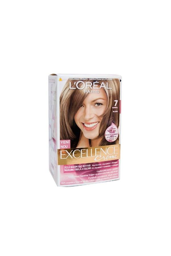 Loreal Paris Excellence Hair Color No.7