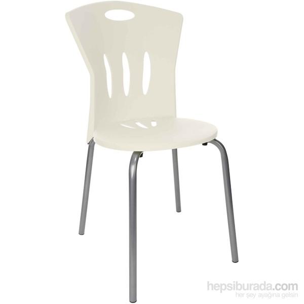 hepsiburada home ekru sandalye