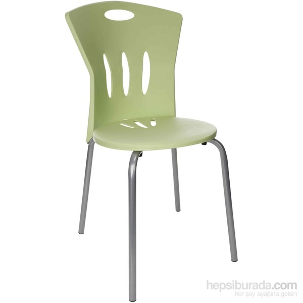hepsiburada home yeşil sandalye