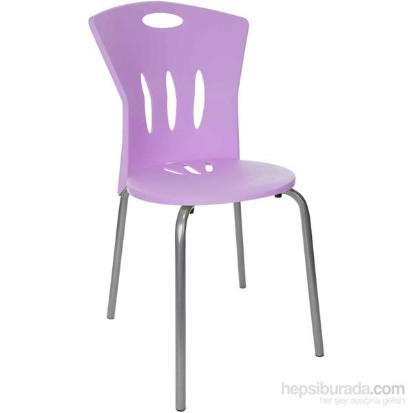 hepsiburada home lila sandalye
