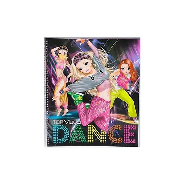 Top Model Dance Boyama Kitabı 8580 Fiyatları özellikleri Ve