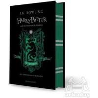 Harry Potter And The Prisoner Of Azkaban - Slytherin Edition (Ciltli) - J. K. Rowling