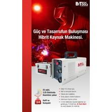 Btech 500212 Hybrid Kaynak Makinesi 200 Amper
