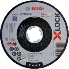 Bosch X-Lock 125*2,5 Expert For Metal Düz Kesici - 2608619255