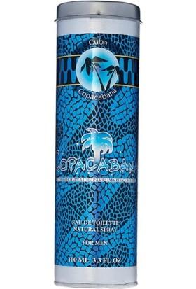 Cuba Brazil Copacabana For Men Edt 100ML Erkek Parfüm
