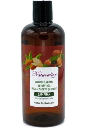Naturalive Doğal Şampuan ( Kuru ve Normal Saçlar Için)