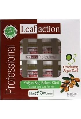 Leaf Action Yoğun Saç Bakım Kürü 16X10 ml