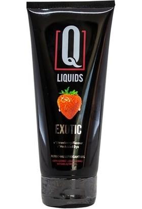 Sportica Nutrition Qliquids Exotic Kayganlaştırıcı Jel 200 ml