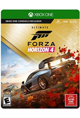 Forza Horizon 4 Ultimate Edition Xbox One Series X S