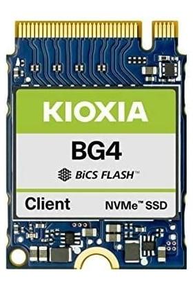 Kioxia KBG40ZNS512G 512GB Bg4 M.2 2230 Pcı EX2200 / 1400 SSD