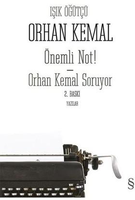 Önemli Not! - Orhan Kemal Soruyor (2 Kitap Bir Arada) - Orhan Kemal