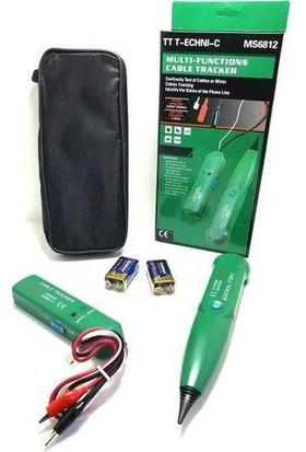 Tt-Technic MS-6812 Cable Tracker Kablo Bulucu Bili Bili
