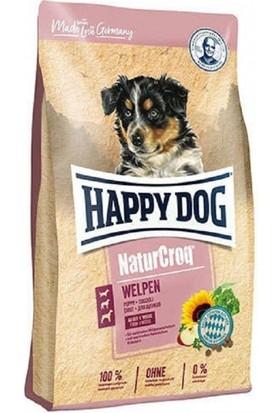 Happy Dog Naturcroq Yavru Köpek Maması 15 kg