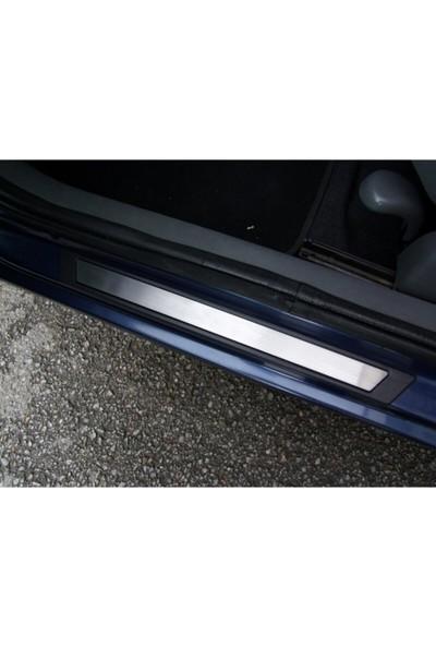 Volvo V40 Cross Country Krom Kapı Eşik Koruması 2013-2017 4 Parça