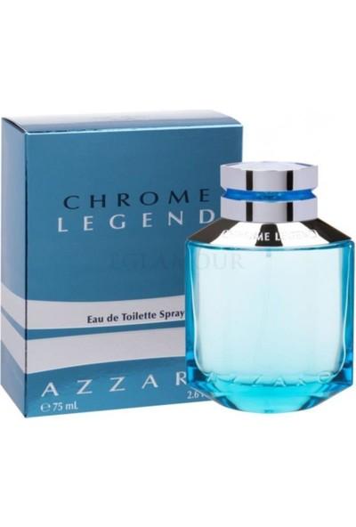 Live Azzaro Chrome Legend Edt 75ML Erkek Parfüm