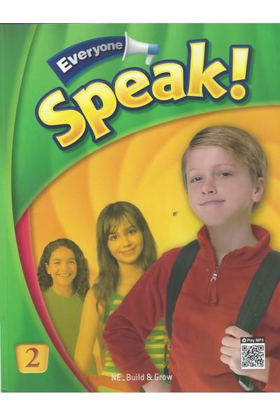 Everyone Speak! 2 With Workbook - Shawn Despres