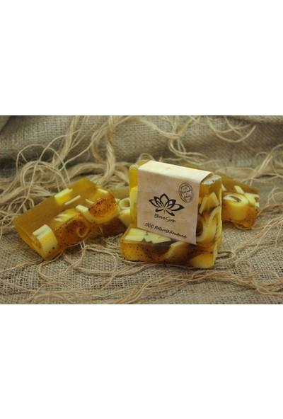 Bhava Gliserinli Limon ve Çiçek Çayı Kokulu Sabun 3lü