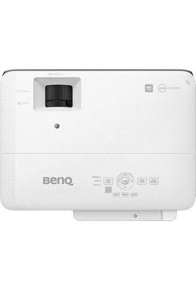 BenQ TK700STi 3000 ANS 4K UHD 240hz Wi-Fi (kablosuz) Android TV Kısa Mesafe HDR Oyun Projektörü
