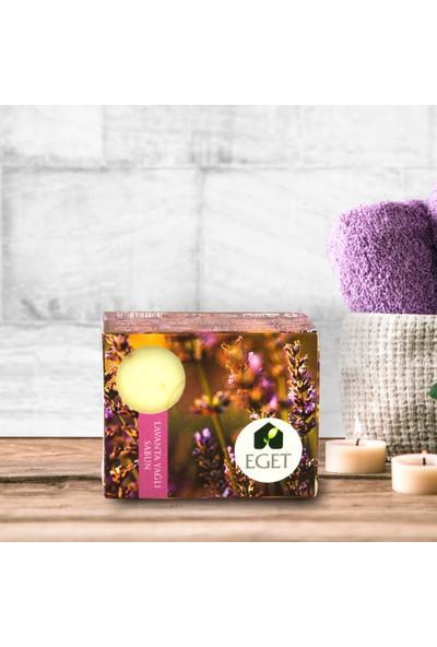 Eget Lavanta Yağlı El Yapımı Sabun