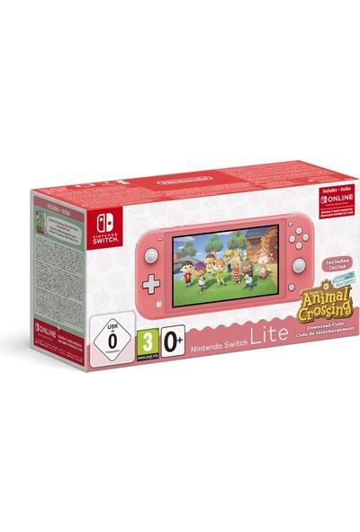 Nintendo Switch Lite Oyun Konsolu & Animal Crossing