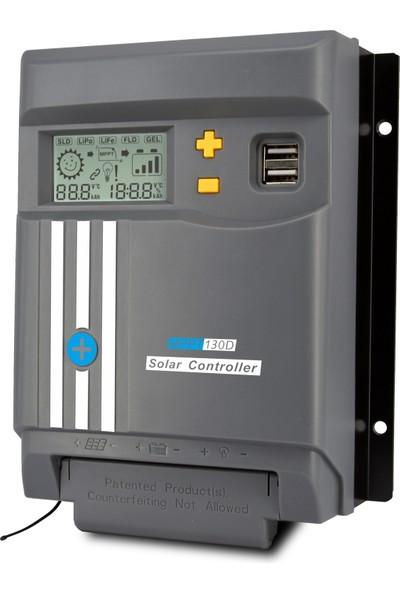 Mppt Şarj Kontrol Cihazı 30A 12/24V, Lexron