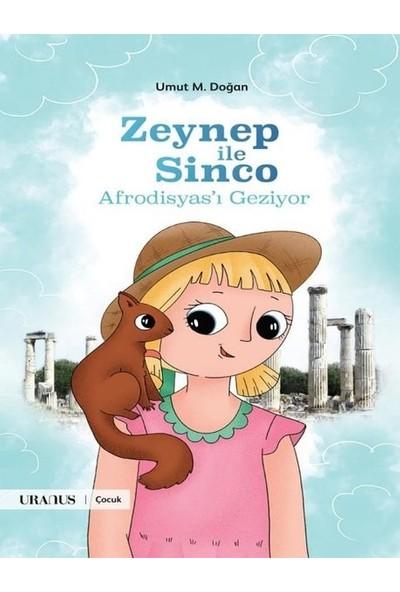 Zeynep Ile Sinco Afrodisyas'ı Geziyor - Umut M. Doğan