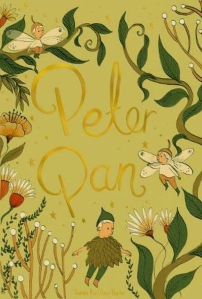 Peter Pan (Collector's Editon) - sir James Matthew Barrie