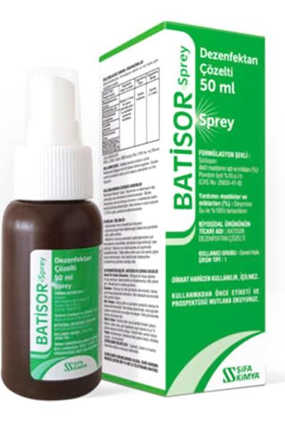Şifa Kimya Batisor Sprey 50 ml