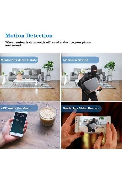EVKVO Minik Masa Saatli 1080P Kamerası (Yurt Dışından)