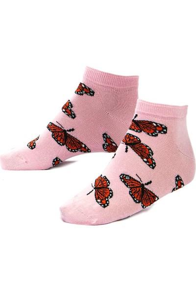 Nicoletta Mıxcolor Kadın Babet Soket Çorap 7''li Paket