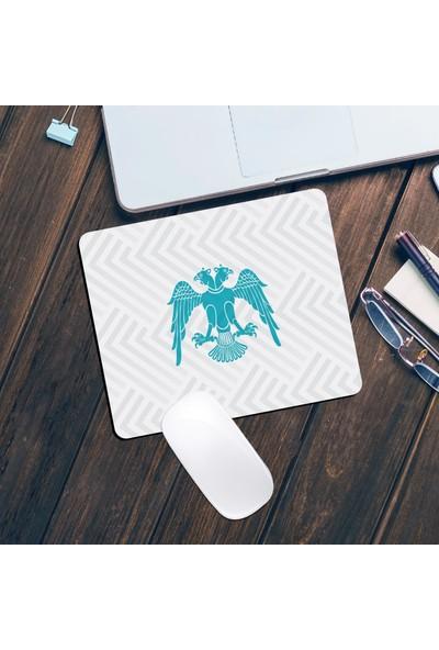 Hediyehanem Çift Başlı Kartal Selçuklu Mouse Pad