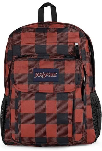 Jansport Union Pack Flannel Sırt Çantası VFE-EK0A5BAJN691