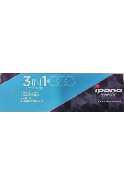 Ipana 3D Diş Macunu 75 ml Nane Ferahlığı 2 Adet