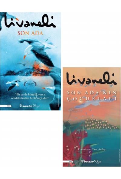 Son Ada - Son Ada'nın Çocukları - Zülfü Livaneli 2 Kitap + Tohumlu Kalem