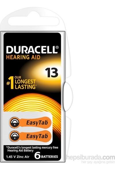 Okbaby Duracell 13 Numara 6 Lı Işitme Cihazı Pili