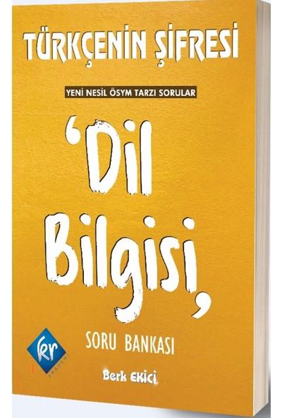 Kr Akademi Türkçenin Şifresi Dil Bilgisi Soru Bankası