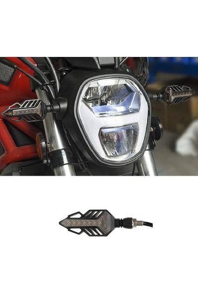 Spirit Beast JL13 Motosiklet Sinyal Takımı