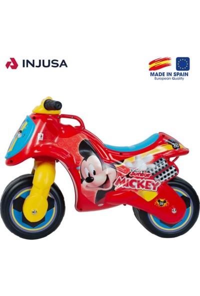 Injusa Neox Disney Mickey Mouse Denge Bisikleti, Pedalsız (1,5 Yaş +)
