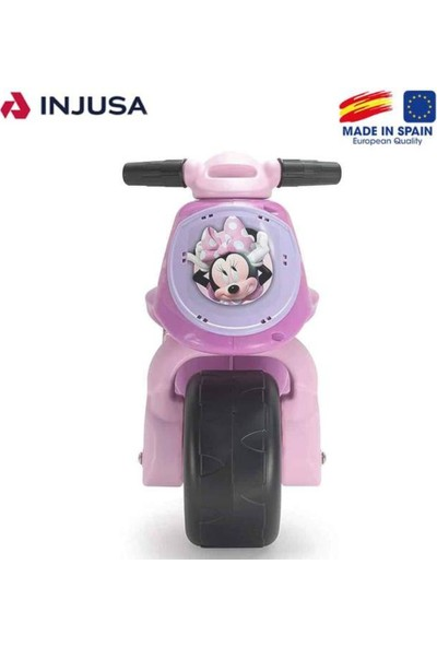 Injusa Neox Disney Minnie Mouse Denge Bisikleti, Pedalsız (1,5 Yaş +)